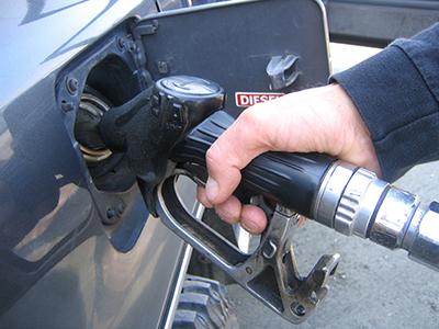 שאיבת דלק שגוי